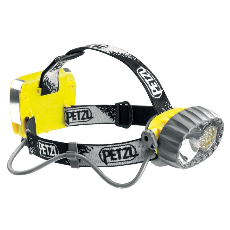 lampe frontale petzl duo led 14. Black Bedroom Furniture Sets. Home Design Ideas