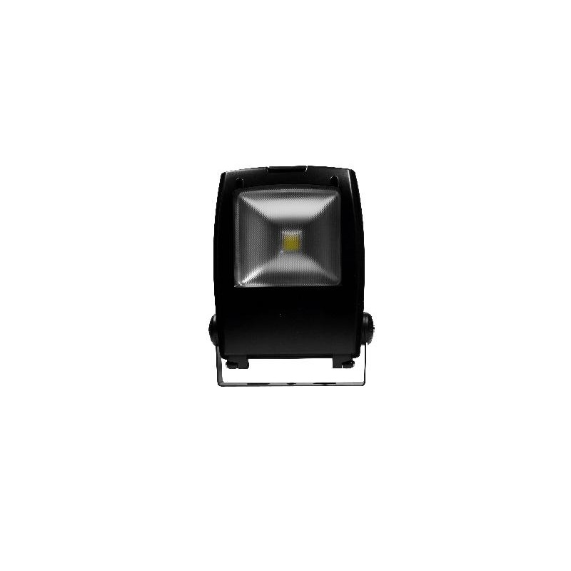 Projecteur led cob exterieur 10w blanc froid lumihome for Projecteur a led exterieur