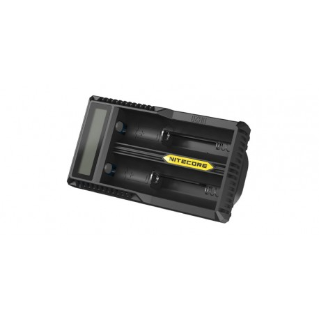 Chargeur USB 2 Accus - Nitecore