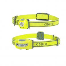 Lampe frontale Beal Be Visi - Jaune Fluo