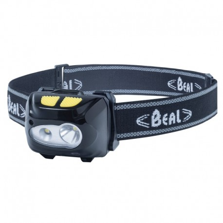 Lampe frontale rechargeable BEAL FF210R - noir