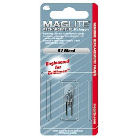 Ampoule Maglite rechargeable