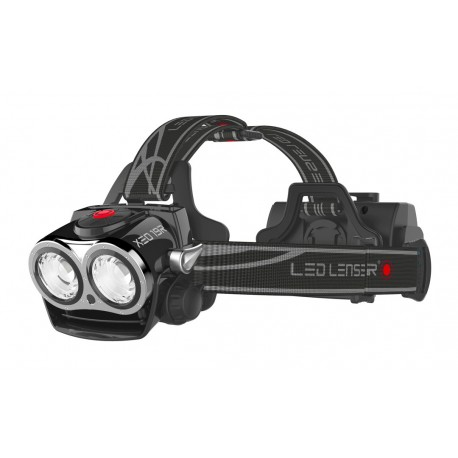 led lenser xeo 19r noire lampe frontale rechargeable. Black Bedroom Furniture Sets. Home Design Ideas