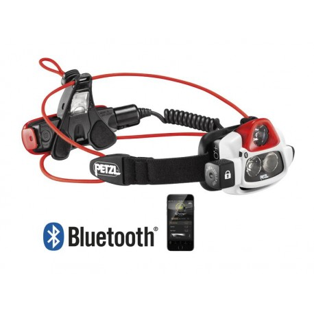 Lampe frontale rechargeable Petzl Nao+