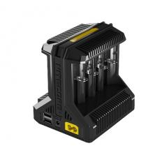 Chargeur 8 batteries Nitecore