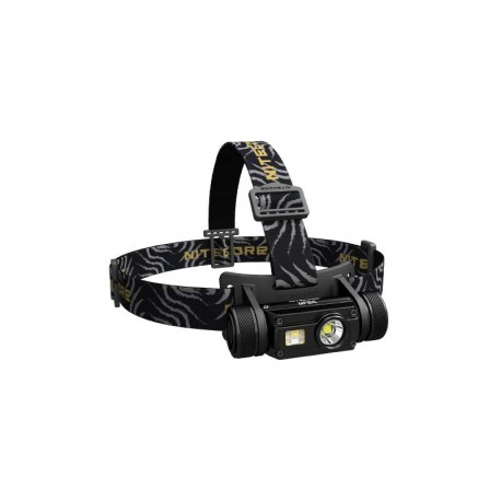 Nitecore Hc65 Lampe Frontale Rechargeable 1000 Lumens