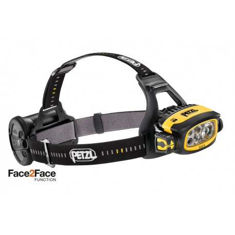 Lampe frontale rechargeable Petzl DUO S 1100 lumens