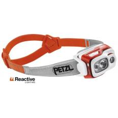 Petzl Swift RL - Lampe frontale rechargeable 900 lumens