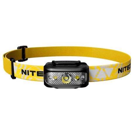 Nitecore NU17 - Lampe frontale rechargeable 130 lumens
