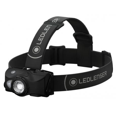 Led Lenser MH8 - Lampe frontale rechargeable Outdoor