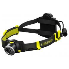 Led Lenser iH7R CRI - Lampe frontale rechargeable série industrie