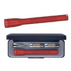 Torche Maglite Super Mini rouge