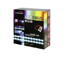 Kit complet Strip LED RGB 2x50cm
