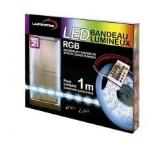 Kit complet Strip LED RGB 1M
