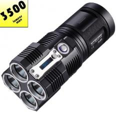 Lampe torche NiteCore TM26 QuadRay Tiny Monster - 3500 lumens